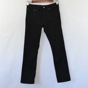 Levi's 511 Slim Black Skinny Jeans